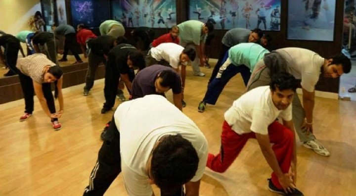 dance xtreme: zumba classes in chennai