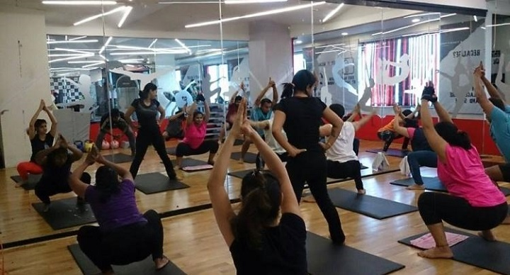 fiber fitness club: zumba classes in Pune
