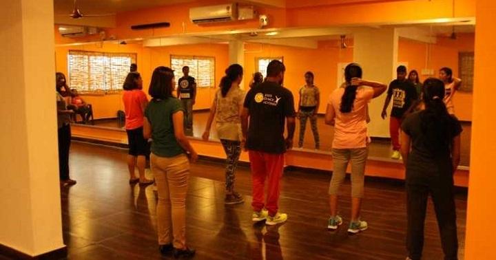 leo dance academy: zumba classes in chennai