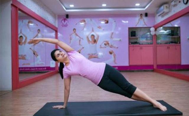 m fitness studio: zumba classes in chennai