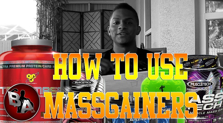 use mass gainer