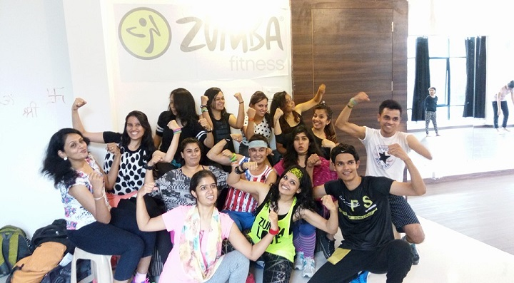 moves dance fitness: zumba classes in Pune