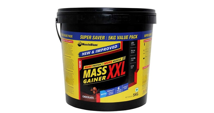 Muscleblaze XXL: Mass Gainer in india