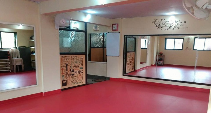 slimwell fitness studio: zumba classes in Pune