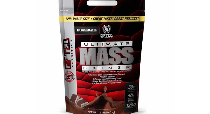 Ultimate Nutrition Mass gainer