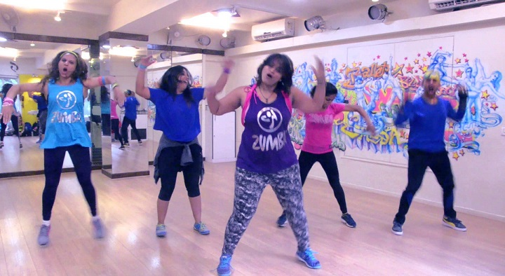 vibez: zumba classes in Pune