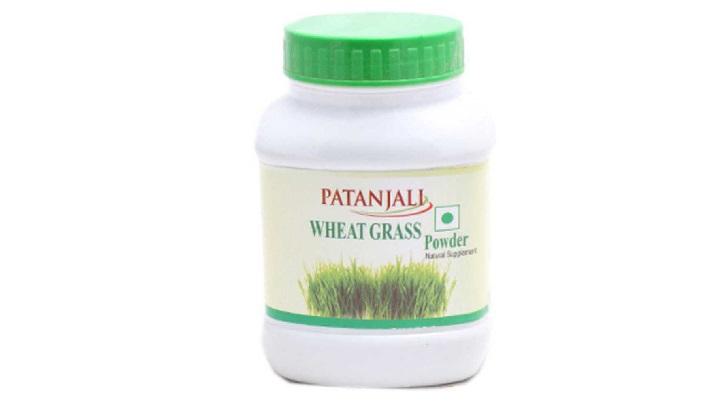 Patanjali Wheatgrass Powder for weight gain