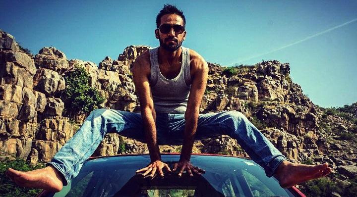 zubin atre: yoga trainer in delhi